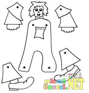 Как сделать куклу из бумаги, бумажные куклы с одеждой 28
