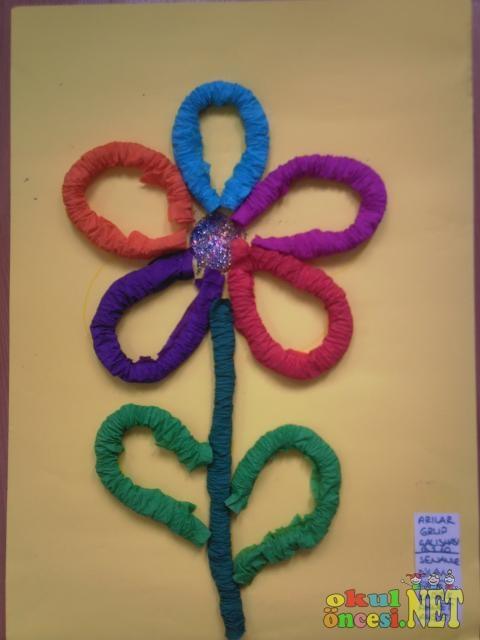 Büzme çiçekler