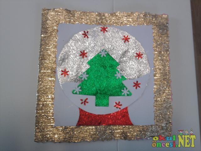 Okulumuzun yeni yıl kart örnekleri bir sürü