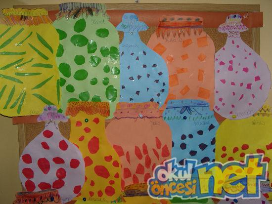 Meyve Sepeti Etkinlikleri Okul öncesi Okul öncesi Etkinlikleri