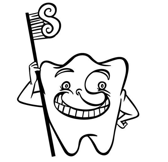 Diş Sağlığı Boyama Okul öncesi Okul öncesi Etkinlikleri Ana Okulu