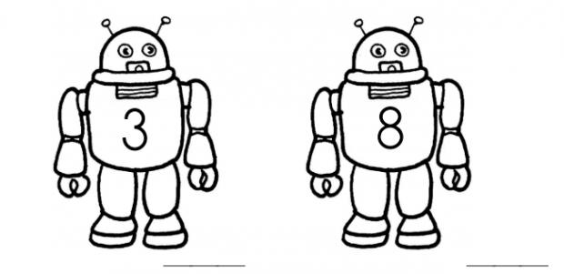 Robot Resmi Boyama Gazetesujin