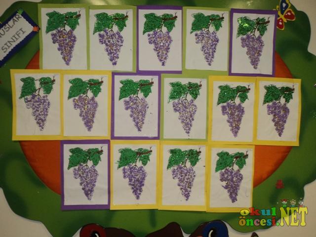 üzüm Okul öncesi Okul öncesi Etkinlikleri Ana Okulu