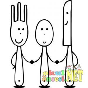 Mutfak Gereçleri Okul öncesi Okul öncesi Etkinlikleri Ana Okulu