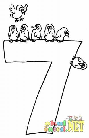 7 Sayisi Okul Oncesi Okul Oncesi Etkinlikleri Ana Okulu
