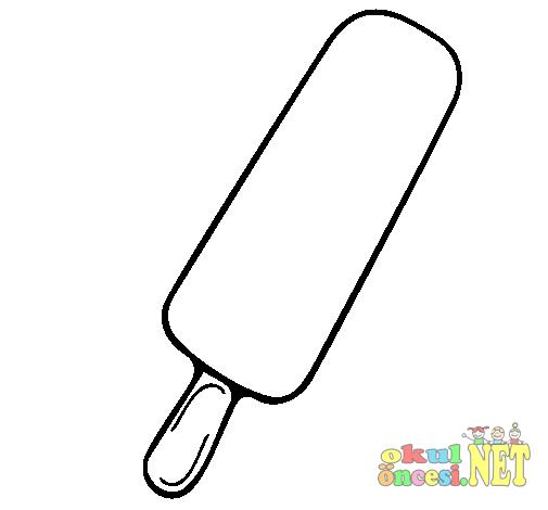 Dondurma Boyamalari Okul Oncesi Okul Oncesi Etkinlikleri Ana