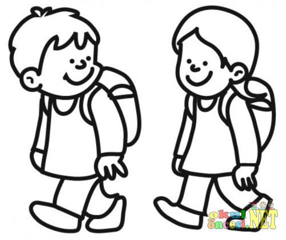 Okula Giden çocuklar Okul öncesi Okul öncesi Etkinlikleri Ana
