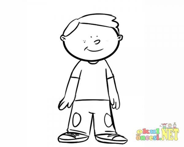Erkek çocuk Boyama Okul öncesi Okul öncesi Etkinlikleri Ana Okulu