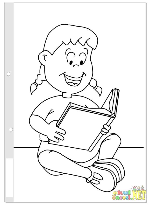 Erkek Ve Kız çocuk Boyama Okul öncesi Okul öncesi Etkinlikleri