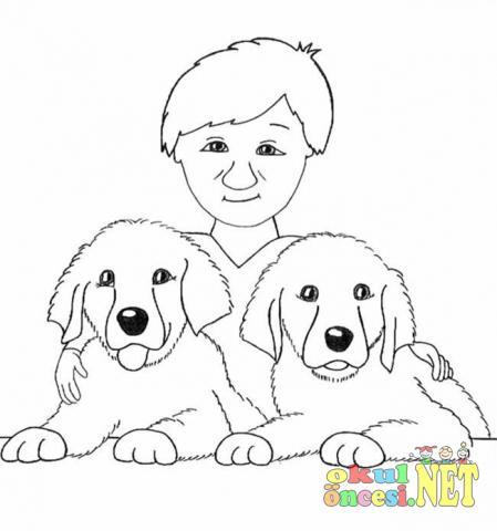 Köpek Sevgisi Okul öncesi Okul öncesi Etkinlikleri Ana Okulu
