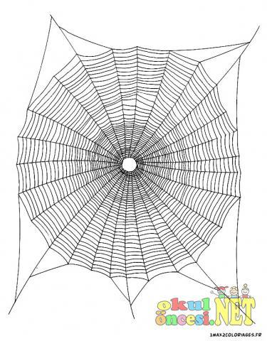 örümcek Ağı çizgili Mandala Okul öncesi Okul öncesi Etkinlikleri