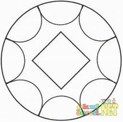 199 Ok Basit Mandala 214 Rneği Okul 214 Ncesi Okul 214 Ncesi