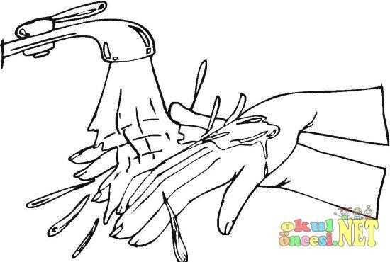 Ellerimizi Yıkamalıyız Okul öncesi Okul öncesi Etkinlikleri