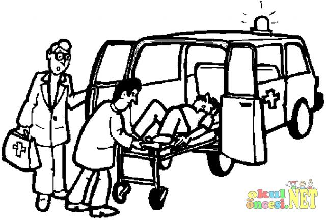 Ambulans Okul öncesi Okul öncesi Etkinlikleri Ana Okulu