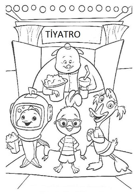 Tiyatro Günü Okul öncesi Okul öncesi Etkinlikleri Ana Okulu