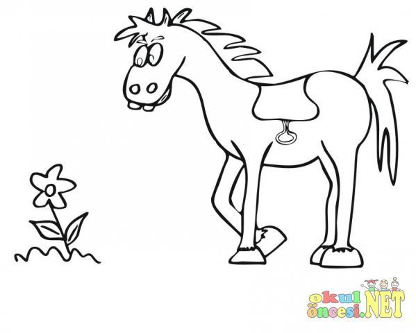 Sevimli Atlar Okul öncesi Okul öncesi Etkinlikleri Ana Okulu