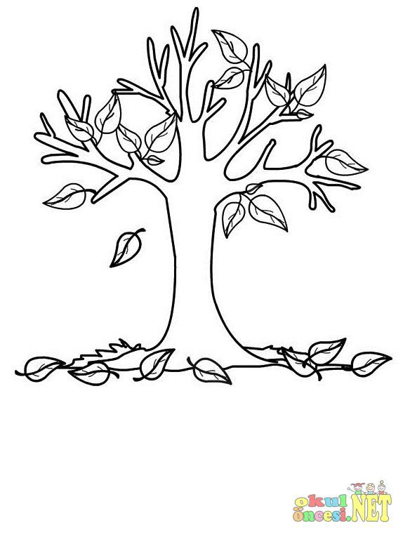 Sonbahar Ağacı Nasıl Yapılır Gauranialmightywindinfo