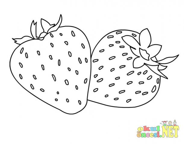 Meyveler Boyama Okul öncesi Okul öncesi Etkinlikleri Ana Okulu
