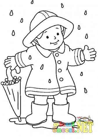Sonbahar Mevsimi Boyama Okul öncesi Okul öncesi Etkinlikleri