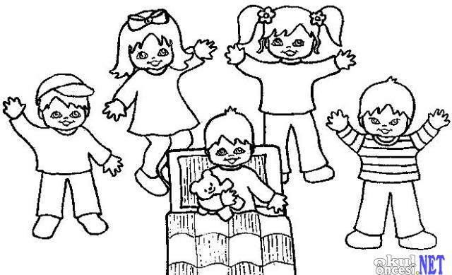 çocuk Boyamalar Okul öncesi Okul öncesi Etkinlikleri Ana Okulu