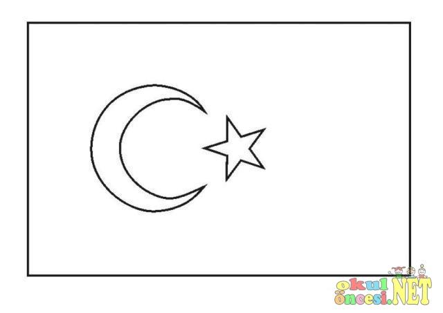 Türk Bayrağı 29 Ekim Cumhuriyet Bayramı Nda Kullanılabilir Okul