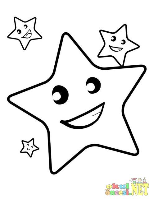 Yıldız Resmi Boyama