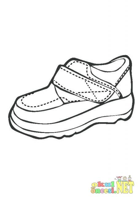 Tek çift Ayakkabı Okul öncesi Okul öncesi Etkinlikleri Ana Okulu