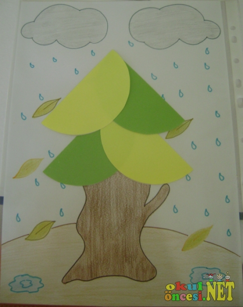 Ağaç Okul öncesi Okul öncesi Etkinlikleri Ana Okulu