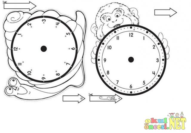 Farkli Saat Kaliplari
