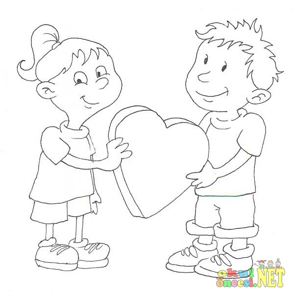 Sevgi Boyama Okul öncesi Okul öncesi Etkinlikleri Ana Okulu